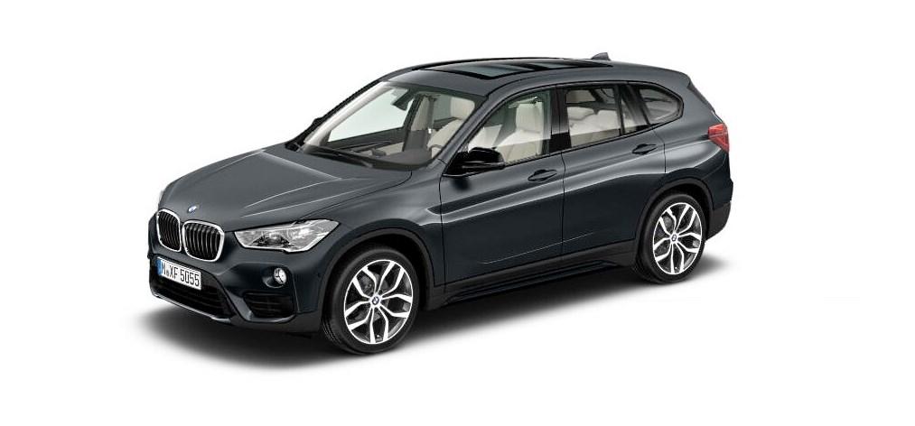 Bmw nuova X1 VW Tiguan confronto